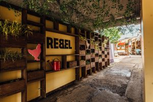Rebel Chicken